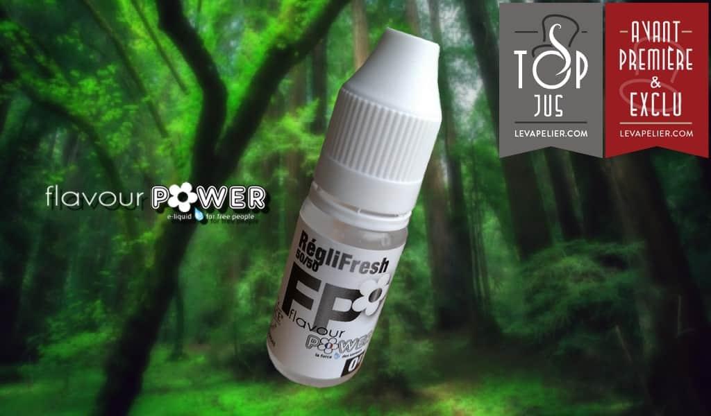 RegliFresh (50 / 50 Range) Von Flavour Power