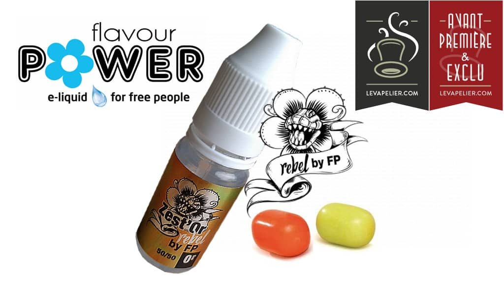 Zest'Or (Rebel by FP Range) van Flavor Power EXCLU