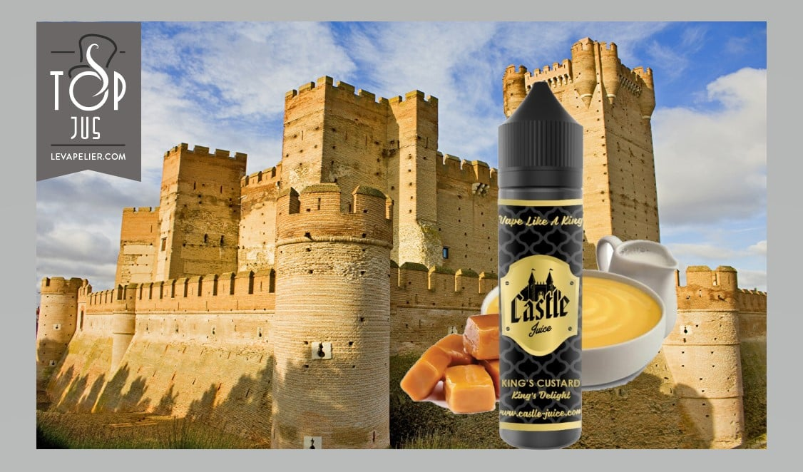 King's Custard (King's Delight Range) van Castle Juice