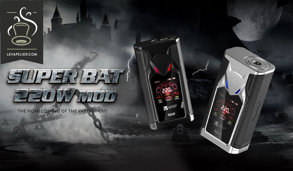 Super Bat by Vaptio