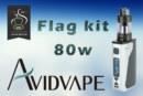Flag 80W KIT por Avidvape