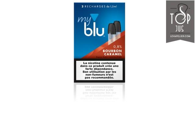 בורבון כרמל (טווח meblu) על ידי blu