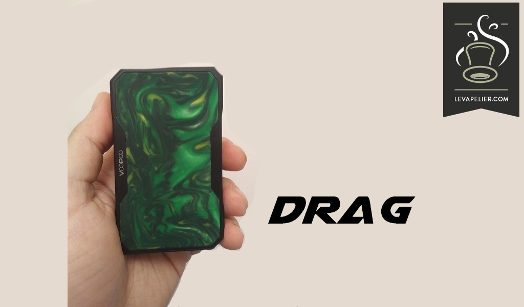 Drag door Voopoo