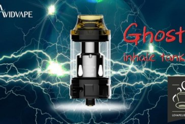 Ghost Inhale Tank par Avidvape