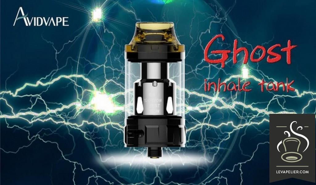 Ghost Inhale Tank di Avidvape