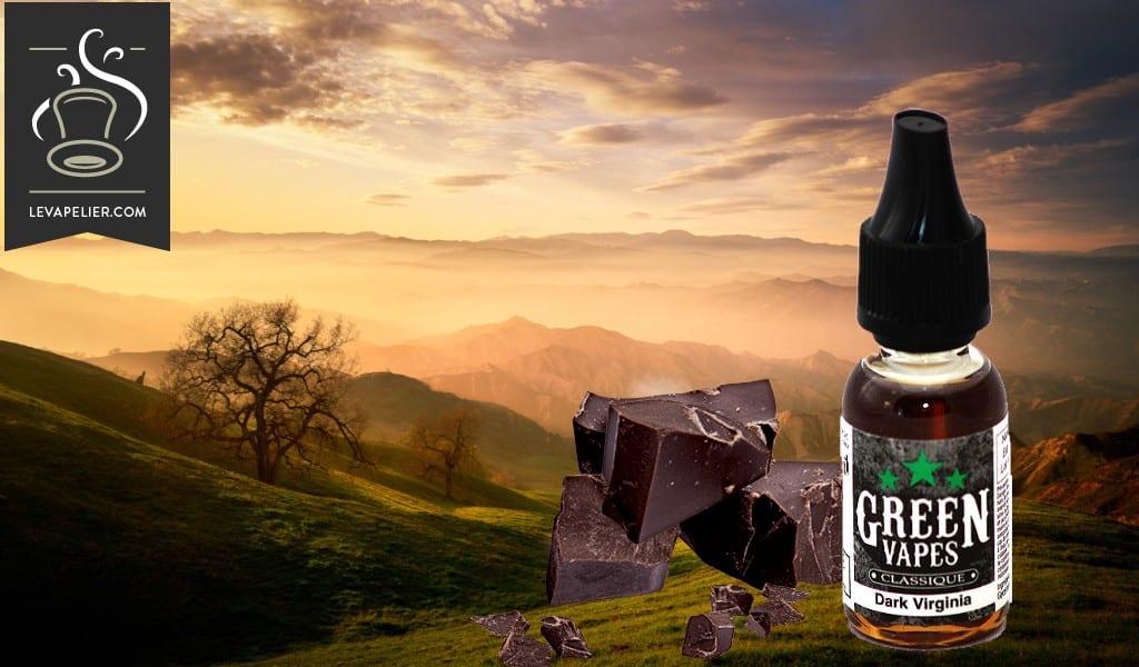 Dark Virginia (Gamme Classique) par Green Vapes