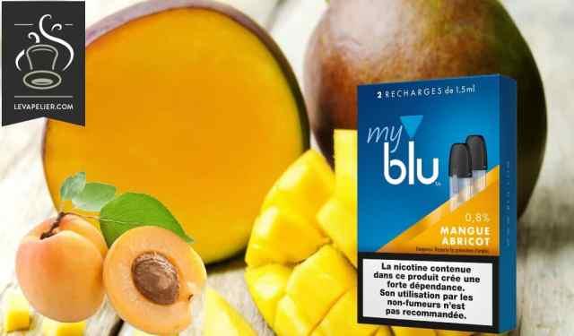 Mangue Abricot (Gamme myblu) par blu
