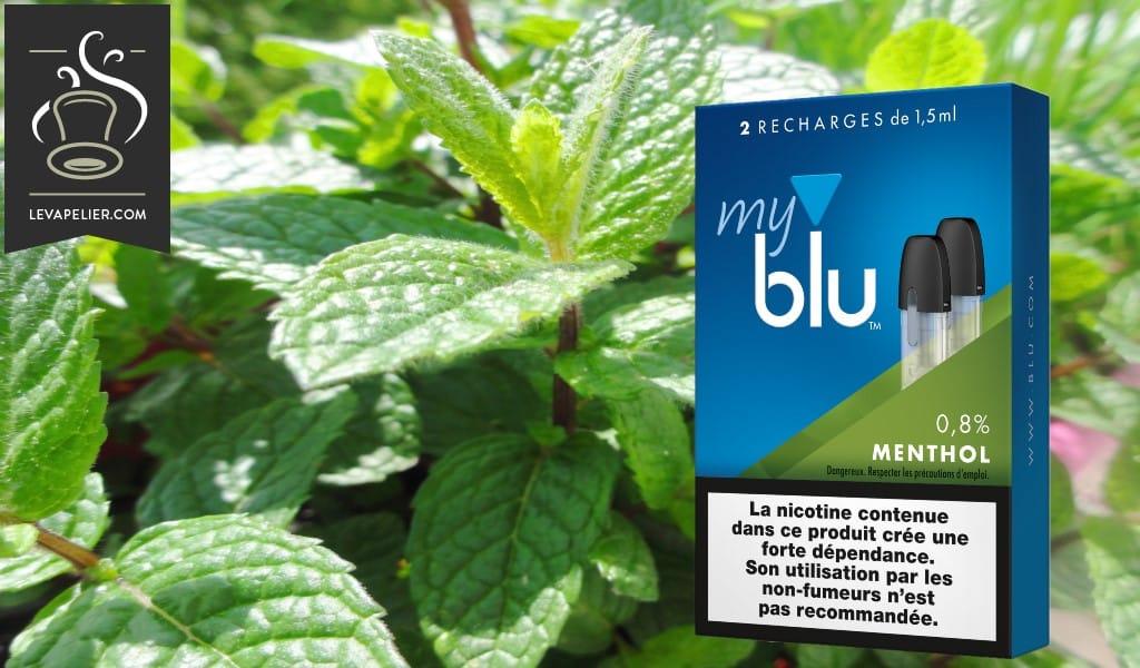Menthol (myblu-bereik) van blu