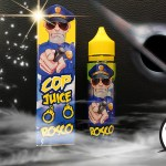 Rosco (Gamme Cop Juice) par Eliquid France