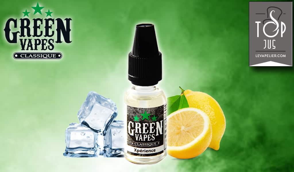 Xpérience (Gamme Classique)  par Green Liquides