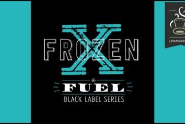 FrozenX (Black Series-serie) op brandstof
