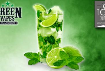 Mojito (gamma classica) di Green Liquides