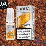 Traditional Tobacco (Gamme Elements) par Liqua