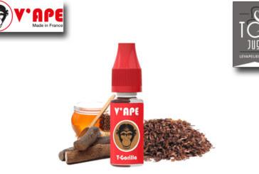 T-Gorilla (Gamme V'APE RED) par V'APE