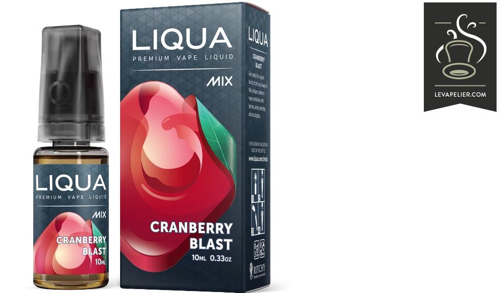 Cranberry Blast par Liqua