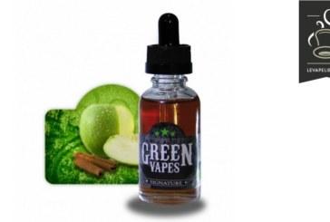 Pomme Cannelle par Green Vapes