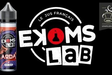 Aoda (Gamme Ekoms Lab) par Ekoms