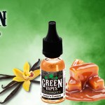 Green's Custard (Gamme Green Vapes) par Green Liquides