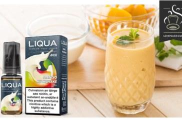 Mango Milkshake (Mix Range) por Liqua