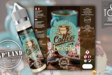 Coffee Break di Vap'Land Juice