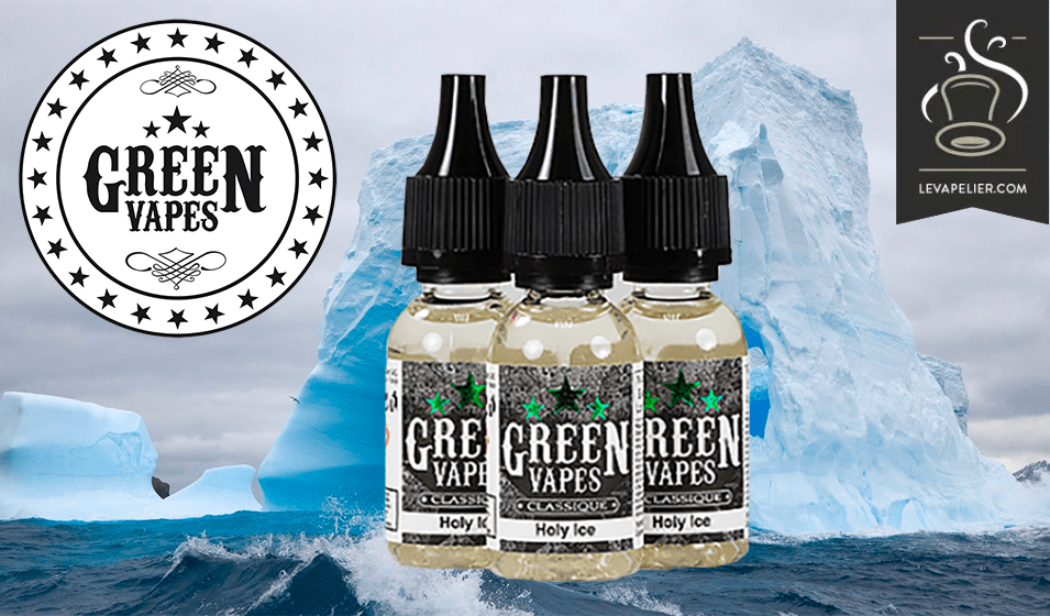 Holy Ice Classic Range by Green Vapes