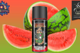 Watermelon Honeydew (Pico Fizz Range) van My's Vaping France
