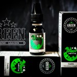 Castle (Gamme All Green) par Green Liquides