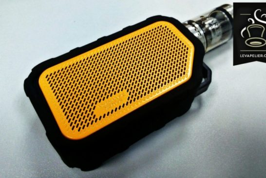 Box Active Bluetooth Music par Wismec