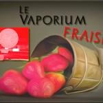 Fraise (Gamme Haiku) par Le Vaporium