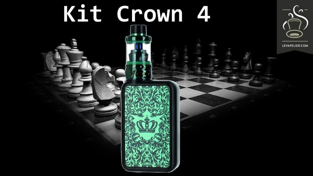 Kit Crown IV par Uwell