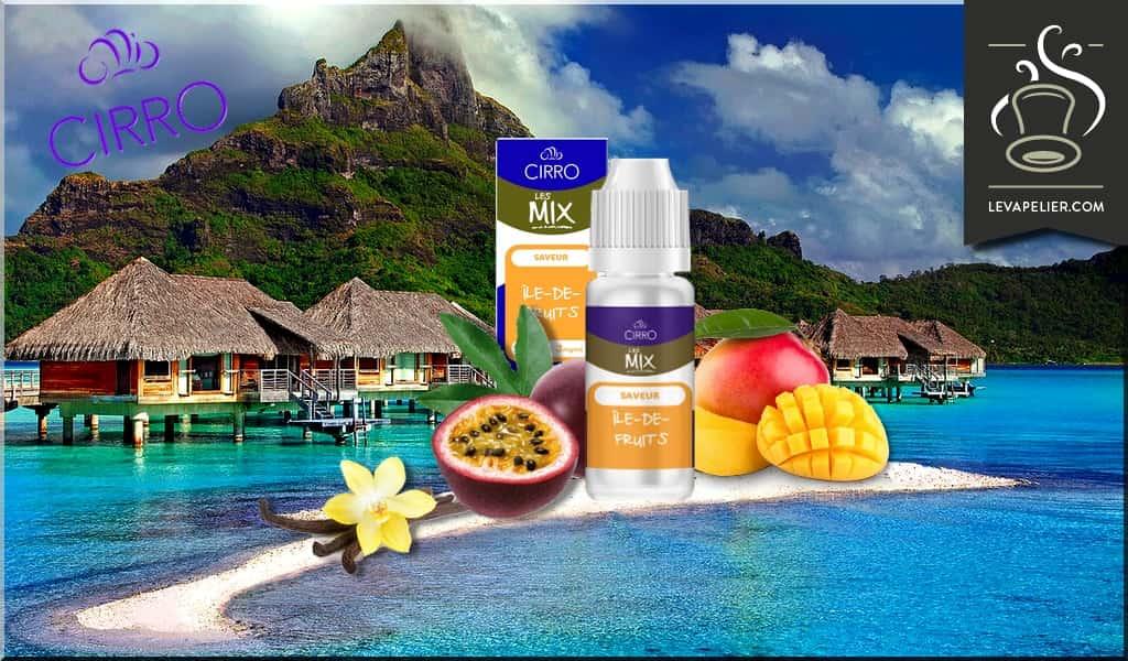Fruit Island (Range mix) door Cirro