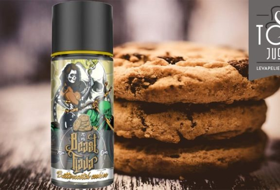 Butterscotch Cookies (Gamme Beast Flava) par MY'S Vaping