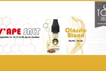 Classic Blond (Gamme V'APE SALT) par V'APE