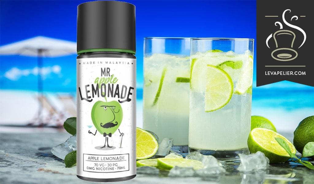 Mr Lemonade apple par MY'S Vaping