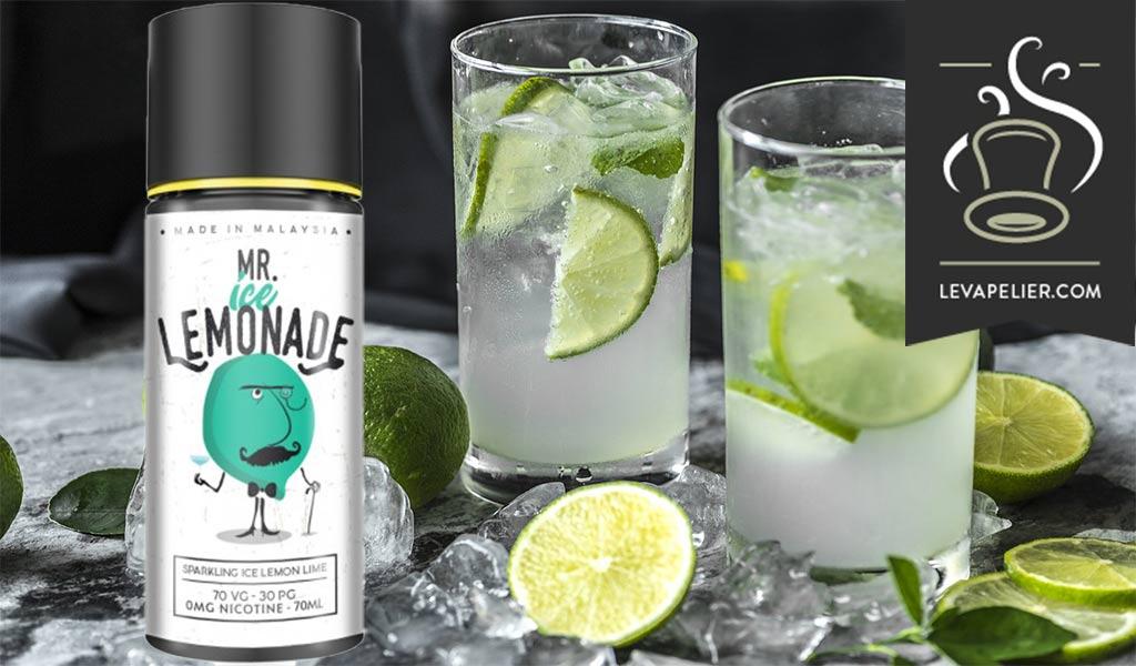 MY'S Vaping先生Ice Lemonade