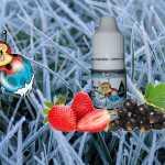 Frozen Ladybug (Range Vaping Animals) por Ohmist