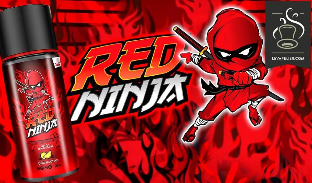 Red Ninja - Melon Honeydew por My's Vaping