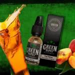 Thé Pêche (Gamme Classique) par Green Liquides