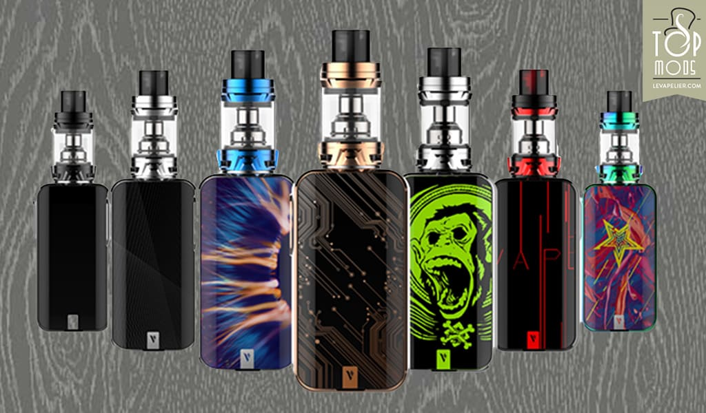 Luxury Kit van Vaporesso