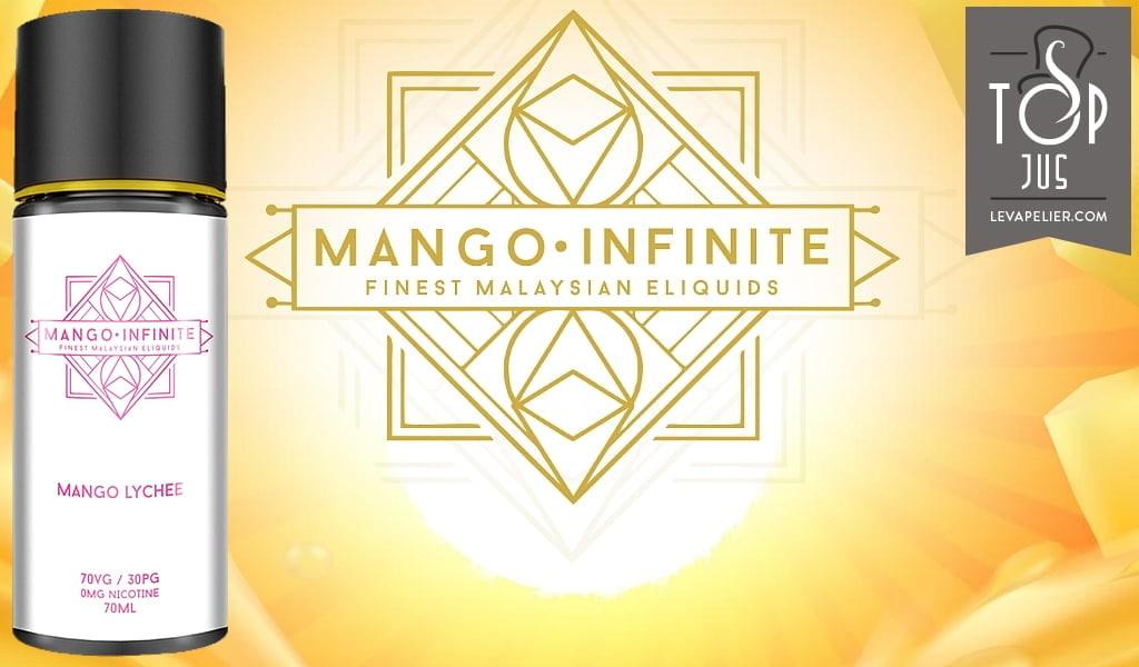 Mango Lychee van Mango Infinite - My's Vaping