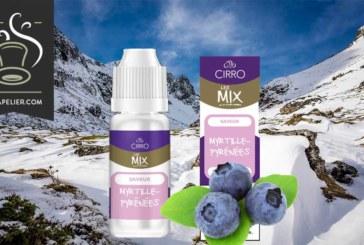 Myrtille Pyrénées (Gamme Les Mix) par Cirro