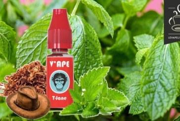 T-Jane (Red Range) van V'ape