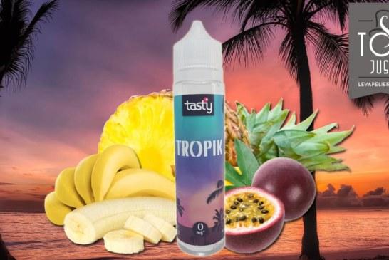 Tropik (Gamme Tasty) par le Laboratoire Français Industriel (LFI)