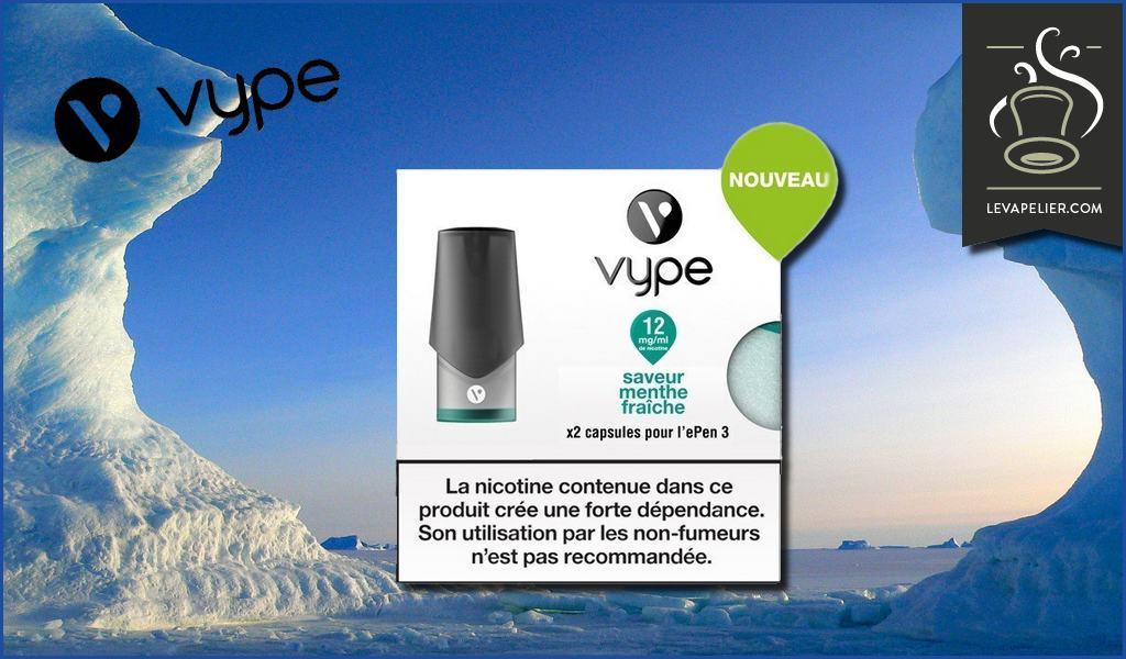 Fresh Mint di Vype