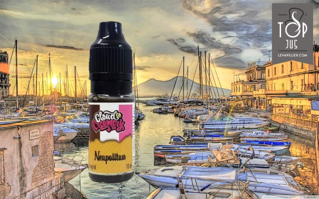 Neapolitan – Cloud Co.Creamery (Gamme Ice cream) par Flavor-Hit
