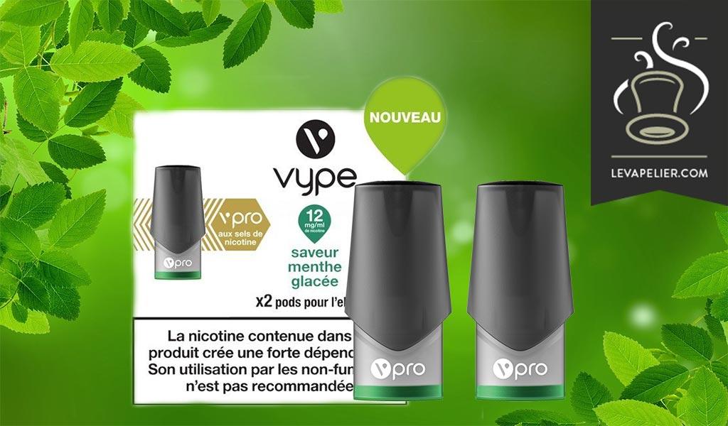 Menthe Glacée (Gamme V Pro) par Vype