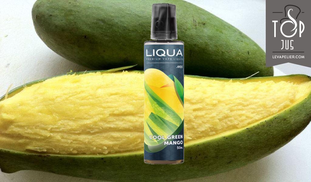 Liqua的酷绿芒果