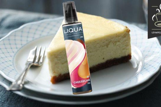 NY Cheesecake de Liqua