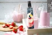 Yogurt de fresa (Mix and GO Range - 50ml) de Liqua