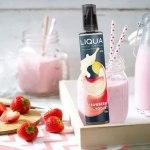 Strawberry Yogurt (Gamme Mix and GO – 50ml) par Liqua